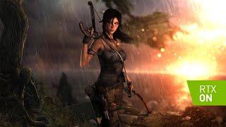 Tomb Raider Ray Tracing