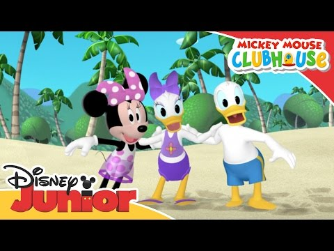 Mickey Mouse Clubhouse - Surfing | Official Disney Junior Africa