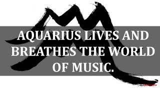 PSYCHOLOGICAL FACTS ABOUT AQUARIUS PERSONALITY