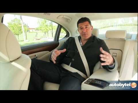 2012 Lexus LS 460L: Video Road Test and Review