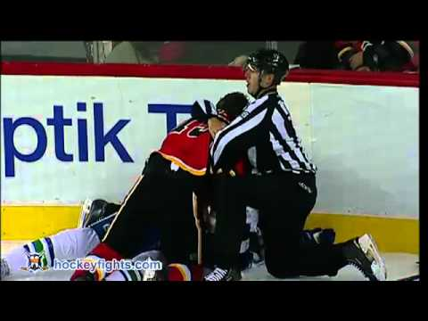 Tim Jackman vs. Andrew Alberts