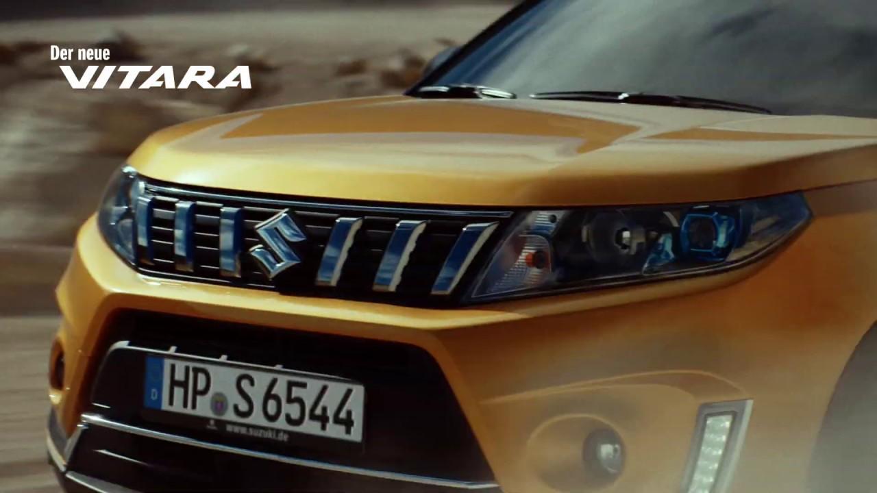 Der neue Suzuki Vitara: Jetzt Angebot anfordern! Das echte SUV – Time to Play