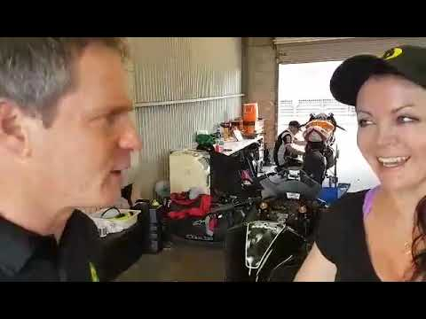 ASBK Interview with Laura Brown