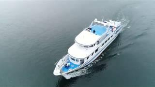 Корабли Baikal Visa Tour