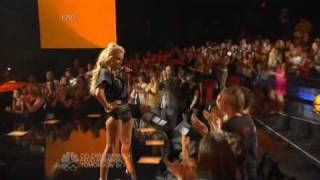 Danity Kane live on Nashville Star