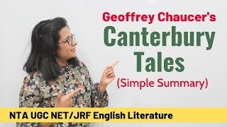 The Lazy Man's Guide to Canterbury Tales (UGC NET English)