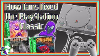Playstation Classic USB Drive Tips, Tricks, and