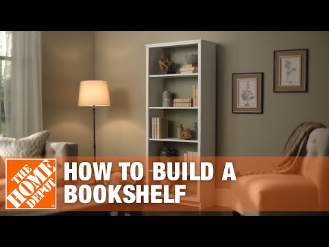 DIY Bookshelf – Simple Wood Projects
