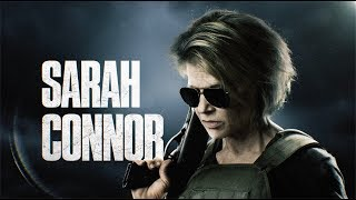 VIDEO: TERMINATOR: DARK FATE – Sarah Connor Featurette