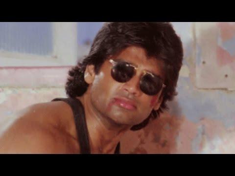 Sunil Shetty, Vikram Gokhale, Balwaan - Action Scene 22/24