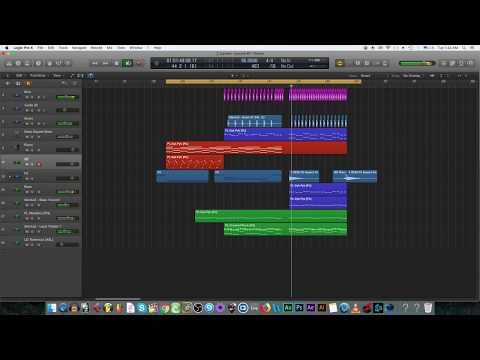 EDM showcase: Style of Alan Walker [Logic Pro X]