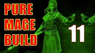Skyrim Pure Mage Walkthrough NO WEAPONS NO ARMOR Part 11 - Before It's Too Late