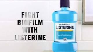 Listerine Commercial Featuring Lenka Matuska