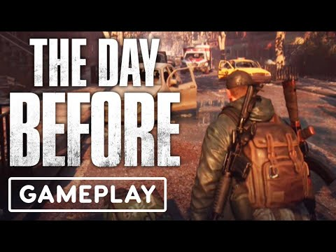 The Day Before - Officilal Exclusive Combat Gameplay 4K - IGN fan fest 20021 de The Day Before