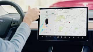 Video 5 of Product Tesla Model 3 Electric Sedan