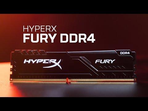 Оперативная память HyperX Fury HX432C16FB3/16