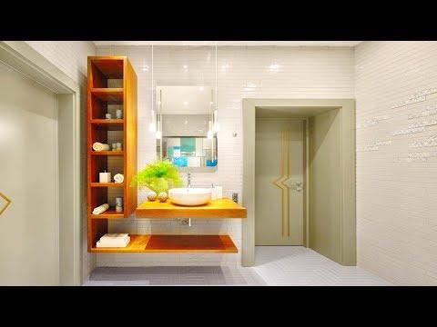 8 Идей, Как Сделать Практичные Полочки В Ванной Комнате