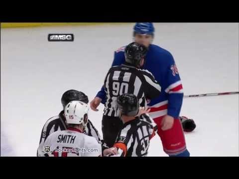 Michael Sauer vs. Zack Smith
