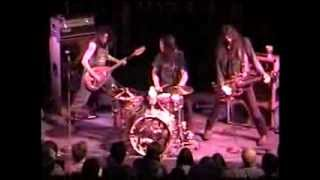 Dead Moon live at Yo-Yo-a-Go-Go, 1999