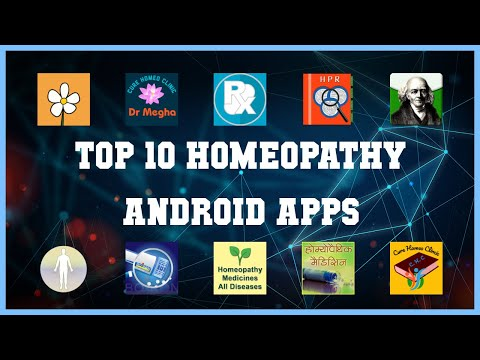 Top 10 Homeopathy Android App | Review