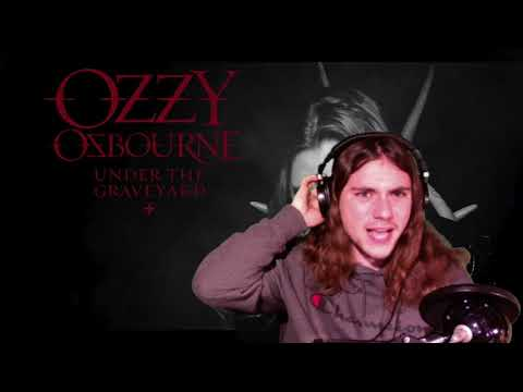 Metalhead REACTS to Under the Graveyard by OZZY OSBOURNE