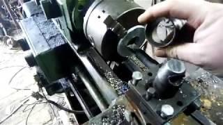 Новый глушитель на самодельный трактор