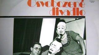"""TO BYLO OSVOBOZENÉ DIVADLO"" 1-2 (pesničky z r. 1928 - 1938)_Rip vinyl LP"