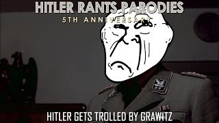 Hitler gets trolled by Grawitz
