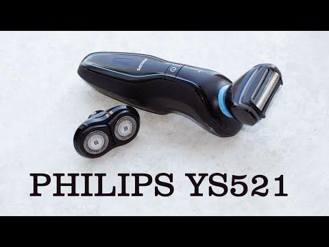 Замена аккумулятора бритвы PHILIPS YS521 своими руками