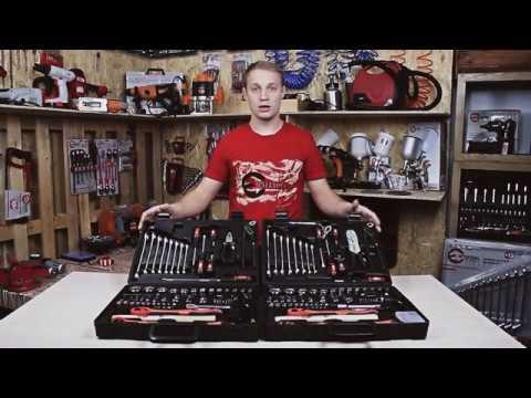 Набор инструментов ET-6073 - Видеообзор
