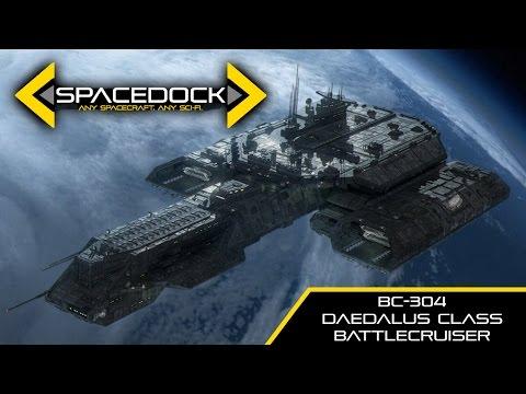 BC-304 Daedalus z Hvězdné brány