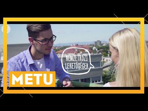 Budapesti Metropolitan Egyetem  - TALÁLD MEG AZ UTAD A METUN!