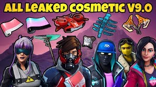 Fortnite Patch V9 30 All Leaked Cosmetics Skins Emotes