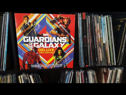 Album of the Week: Guardians of the Galaxy Deluxe Vinyl Edition (D002054901)