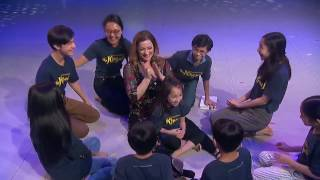 Laura Michelle Kelly Sings 'Getting To Know You' from The King And I on Tour