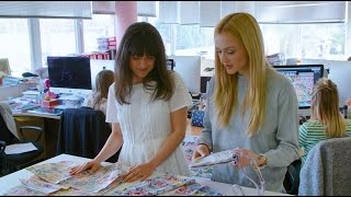 Summer Prints: The Inside Scoop With Fearne