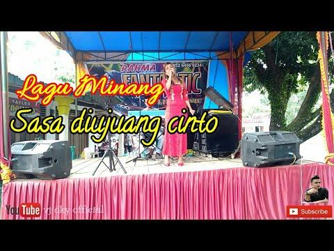 Sasa diujuang cinto cover by vj oky official