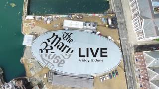 Live from The Mary Rose tomorrow from 11am