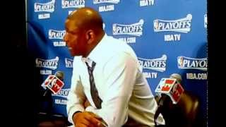 Game 3-Doc Rivers/Clippers-Rockets Press Conference