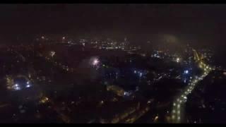 Новогодняя ночь Эстония Таллинн  01.01.2017