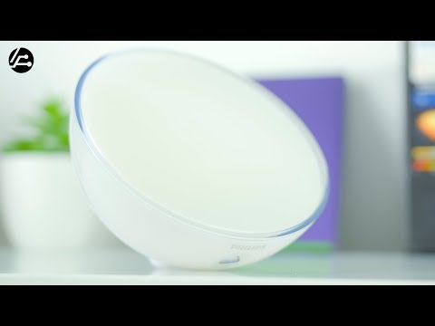 The Best Portable Smart Light! Philips Hue Go 💡