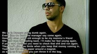 Fabolous ft drake - Throw it in the Bag rmx w/ lyrics