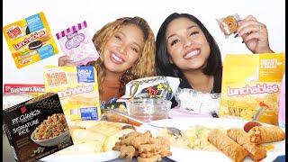 Best Quarantine Snacks MUKBANG 먹방 EATING SHOW