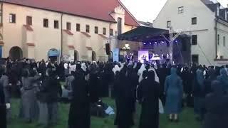 Rammstein Zeig Dich Live And Nuns