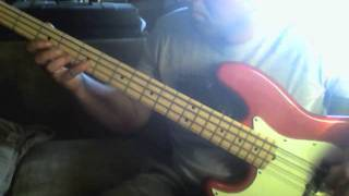 Taproot - Forever Endeavor (Bass Cover)