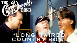 The Charlie Daniels Band - Long Haired Country Boy (Official Video) 1998