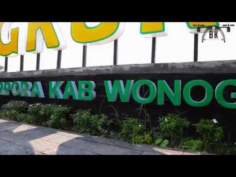 Video Waduk Gajah Mungkur - BK Aerial