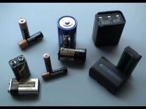 Electrical battery | Wikipedia audio article