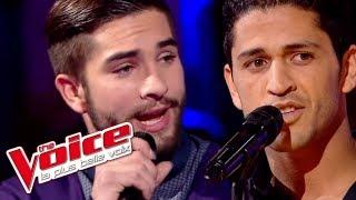 The Voice 2014│Kendji VS Youness - Tous les mêmes (Stromae)│Battle