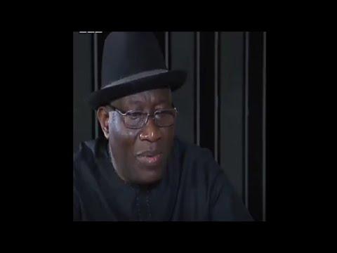 Johnathan Yabawa Yan Nigeria Shawara kan Zabe 2019